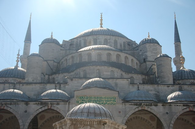 Istanbul city guide - The Camelia