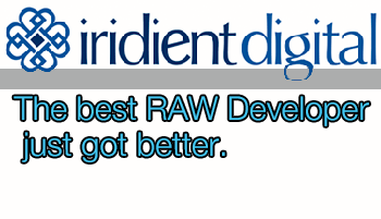 The best RAW Developer just got better.