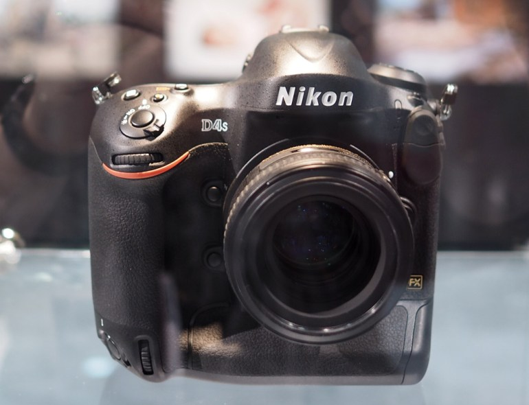 """New Nikon D4S- """"We're working on it!"""" is about the only information anyone would release about it, prior to the official announcement, whenever that happens."""