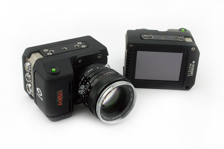 The Phantom Miro - High Speed Camera System