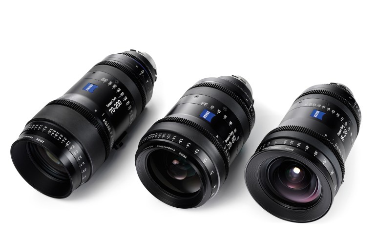 The Carl Zeiss Compact Zoom Lens Family