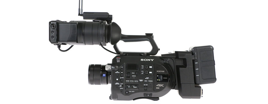 Sony FS7 Test