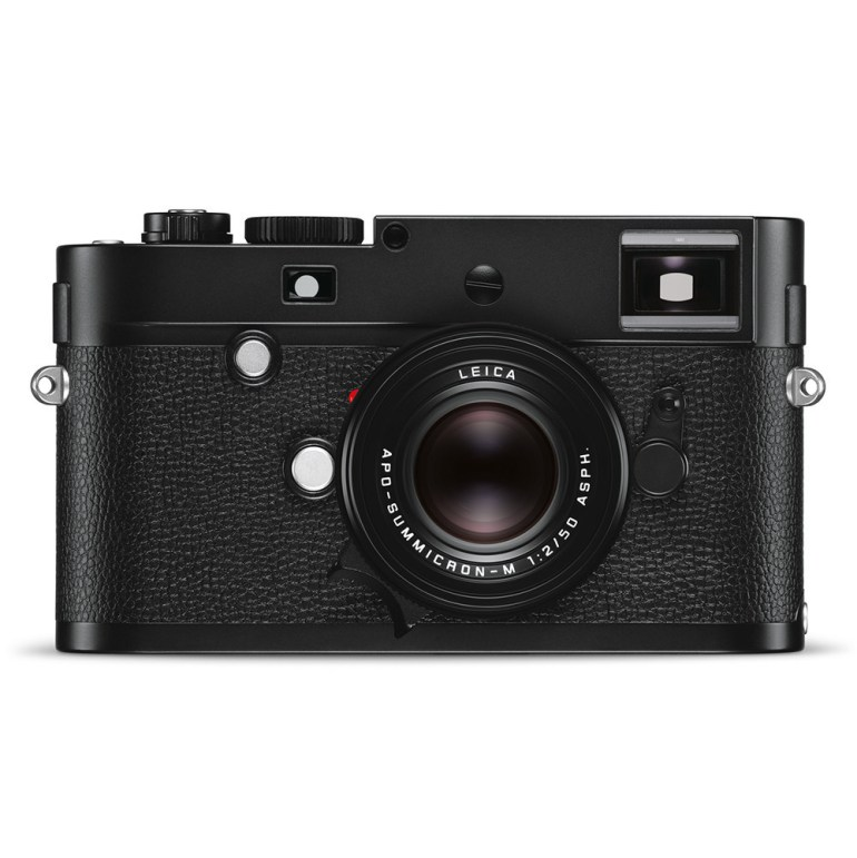 The Leica M Monochrome Type 246.  MSRP $7,450, without lens.