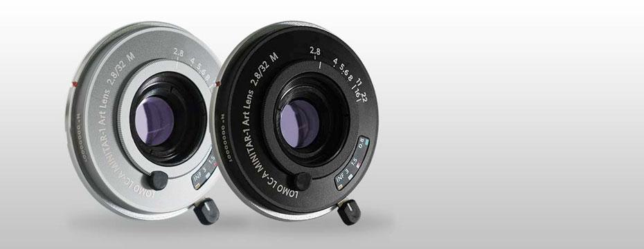Lomo LC-A MINITAR-1 Art Lens 2.8/32 M