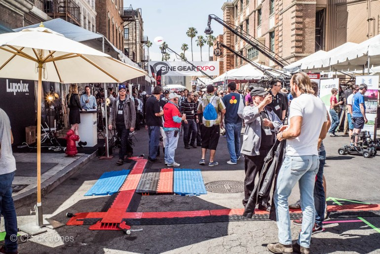 Welcome to CineGear Expo 2015