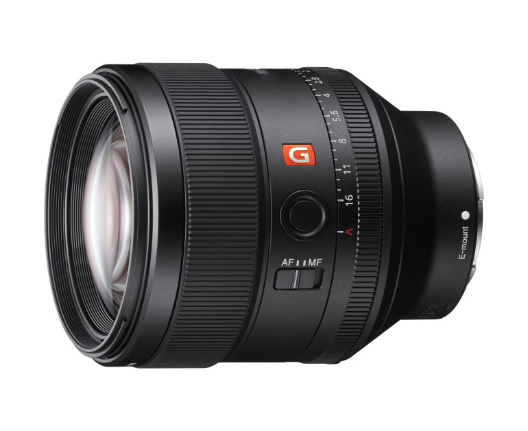 New FE 85mm F1.4 GM Telephoto Prime Lens