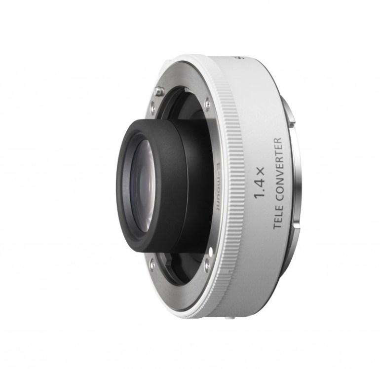 New Sony 1.4X E-Mount Teleconverter