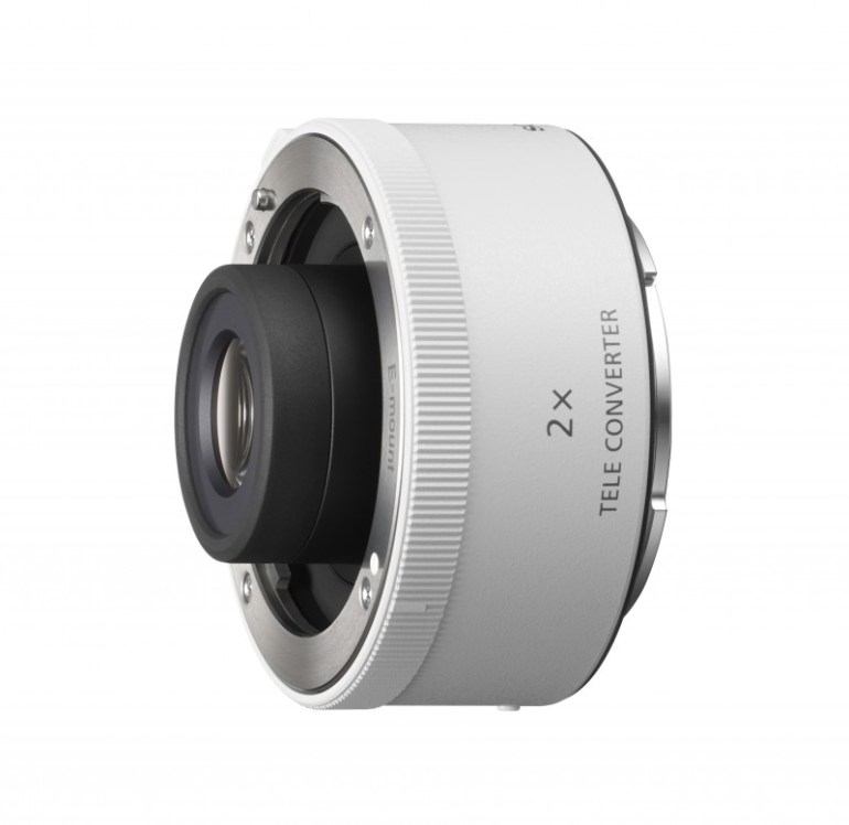 New Sony 2X E-Mount Teleconverter