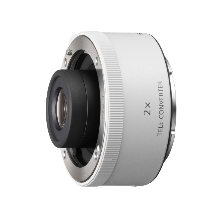 New Sony 2X E-Mount Teleconverter