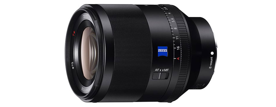 Sony FE Planar T 50mm f/1.4 ZA