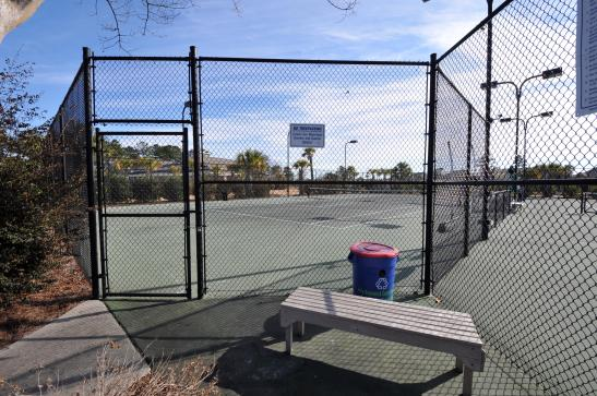 Waterford of the Carolinas Tennis Courts