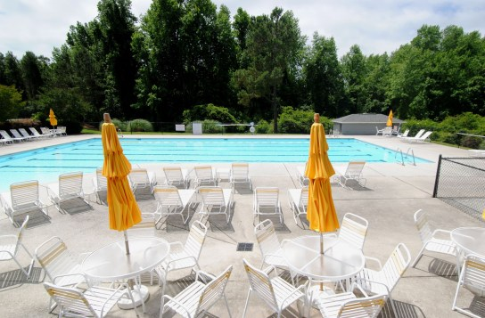 Covil Estates Swimming Pool