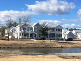 Autumn Hall example homes