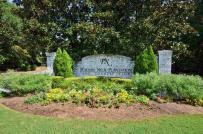 Porters Neck Plantation entrance