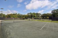 Porters Neck Plantation tennis courts