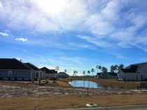 Compass Pointe - Canal and Homes