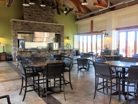 Compass Pointe - Clubhouse Dining Area