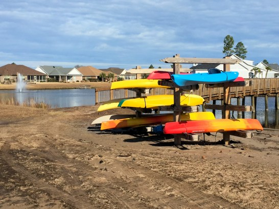Compass Pointe - Kayaks and Canoes