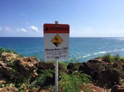 Avoid da kine hazards