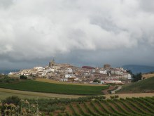 Lovely city of Cirauqui