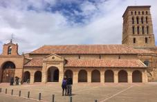 Iglesia San Tirso, Mudejar architecture