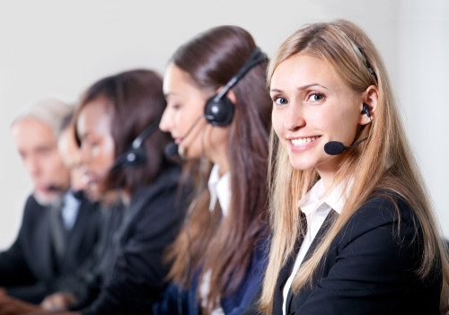 Professional Telephone Centers Available to Make Live Calls for You