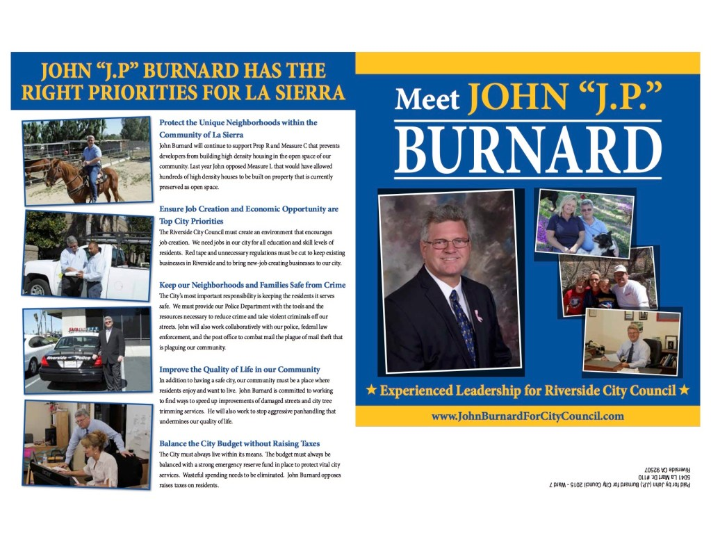 john-burnard-glossy-mailer-brochure-outside