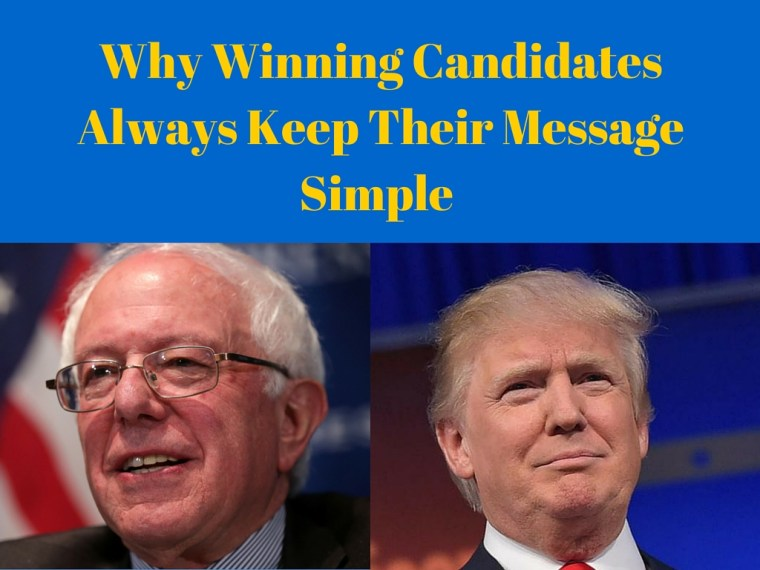 why-winning-candidates-keep-message-simple