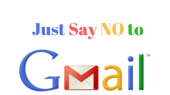Why Candidates Should Never Use Gmail as Their Campaign Email
