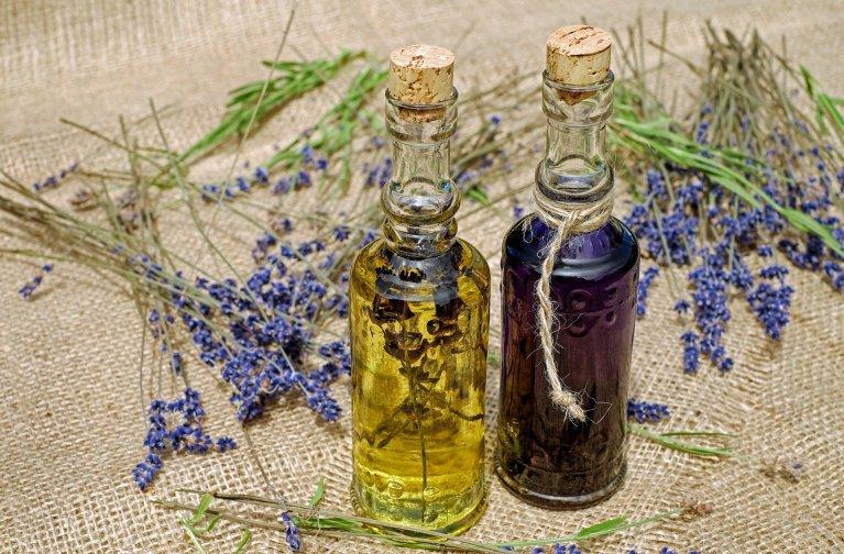 Is lavender oil an endocrine disruptor?