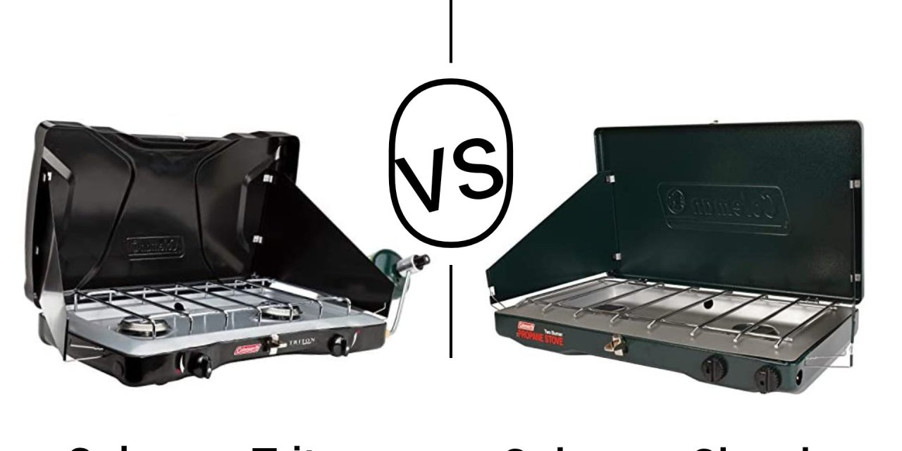 Coleman Classic Propane Stove vs Triton Propane Stove, Which is Better?