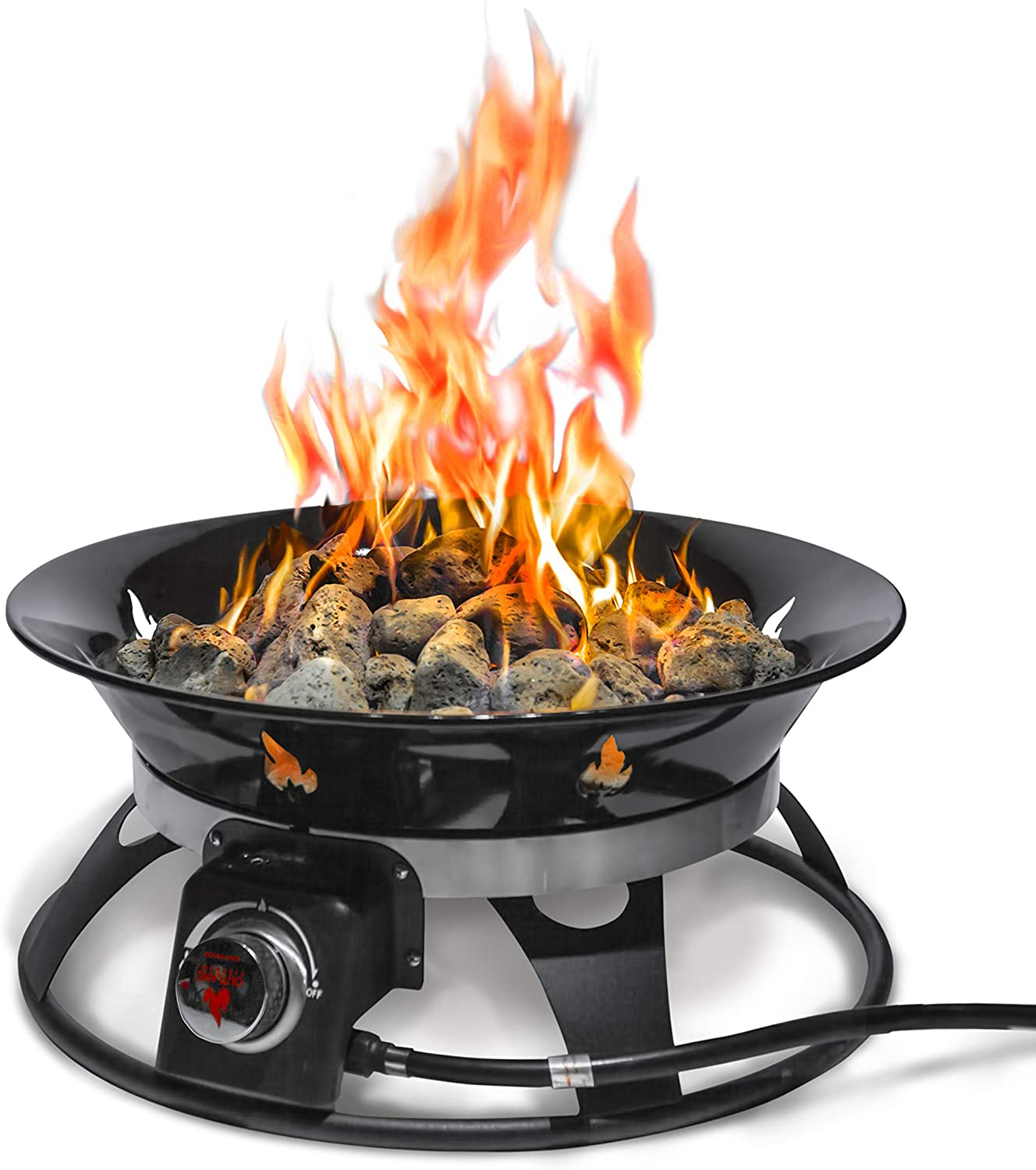 propane fire pit when there is a fire ban?