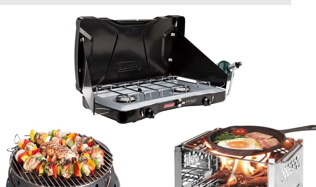 What is the best camping stove and grill combo?