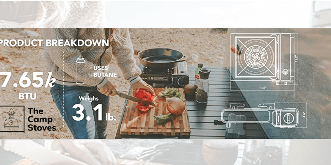 What is The Best Picnic Table Camp Stove? (Voted by the Locals)