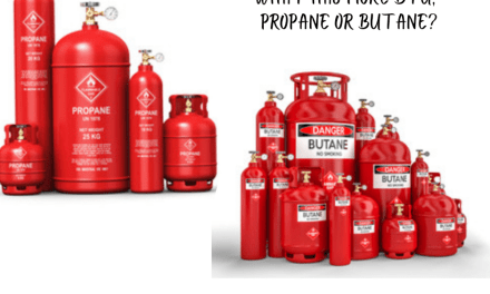 Butane or Propane, Which is more Efficient to use as to BTUs?