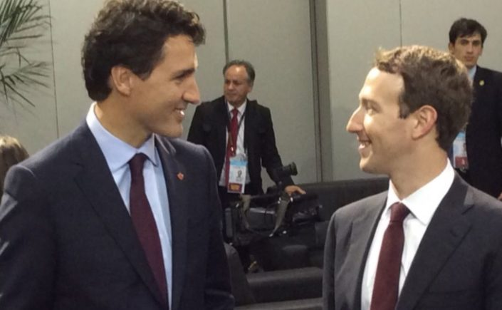 UK and Canada unite to demand Mark Zuckerberg answers questions