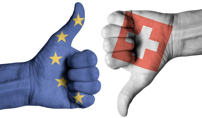"Switzerland: ""Creeping EU Accession"""