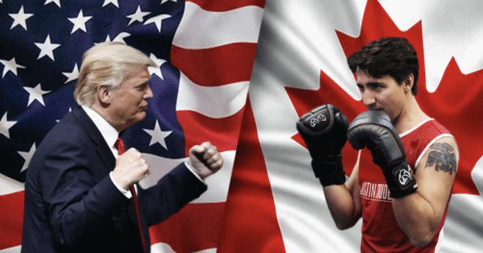 Trump's Twitter tirades shadow Trudeau's talk on social media and politics