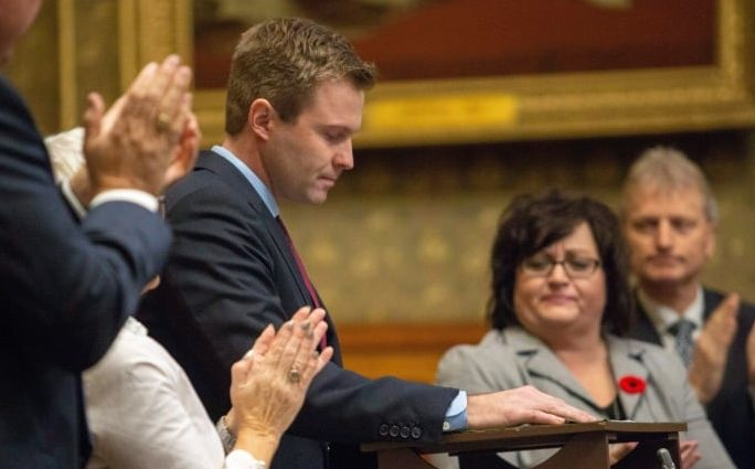New Brunswick Liberal government defeated