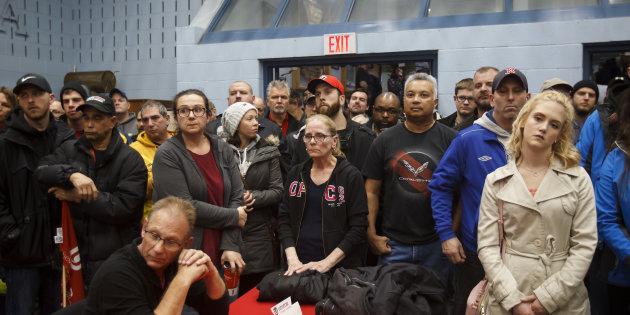 What The GM Shutdown In Oshawa Will Cost Canada's Economy