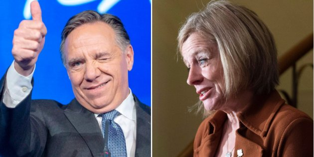 Most, Least Popular Premiers For December 2018 Ranked In Angus Reid Institute Poll