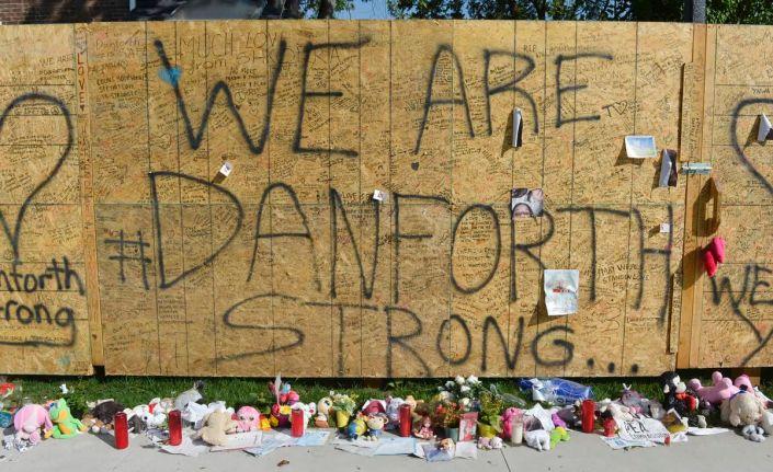 Toronto marks grim anniversary of Danforth mass shooting July 22, 2019
