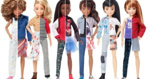"Mattel Launches New Line of ""Gender Neutral"" Dolls"