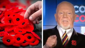 "Don Cherry talks about getting fired, Ron MacLean, and being ""a right-winger"""