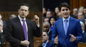 Pierre Poilievre Accuses Trudeau Of 'Self-Praise' After Canada's Spike In Job Losses