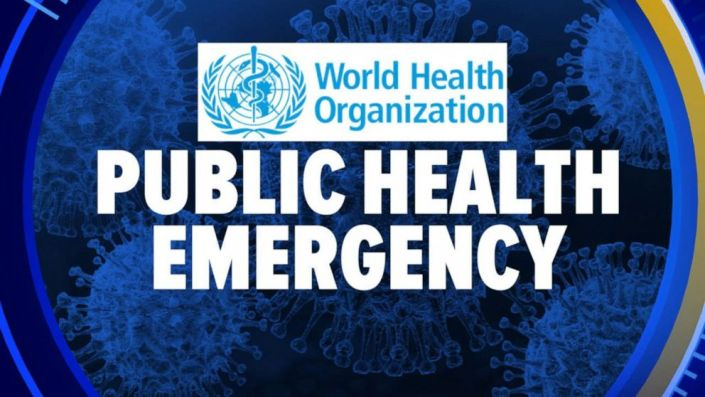 WHO declares Chinese coronavirus a global health emergency