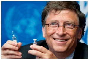 Vaccines give Bill Gates dictatorial control over global health policy