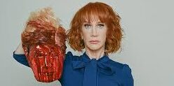 'I SURE DID, F*CKER': Kathy Griffin Doubles Down On Hoping Trump Gets Stabbed With Potentially Fatal Air-Filled Syringe