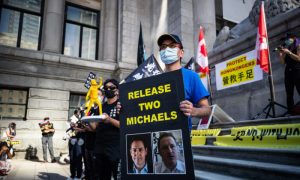 Prospects Dim for Imprisoned Canadians After Ministerial Meeting
