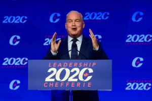 Erin O'Toole wins Conservative Party leadership